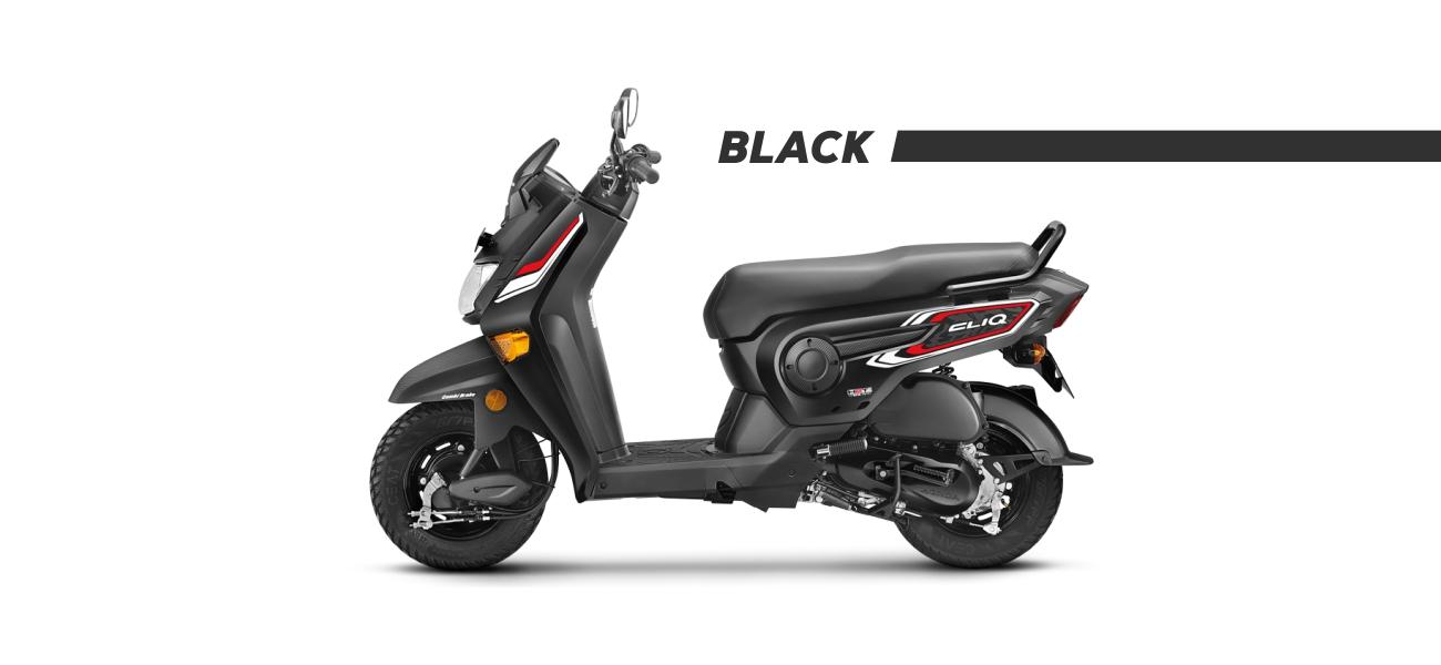 Honda Cliq -B.U.bhandari