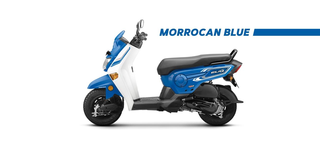 Honda Cliq - blue color