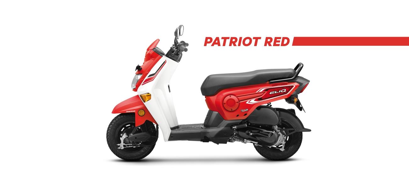 CLIQ - New Honda Scooter - B.U.Bhandari,Pune