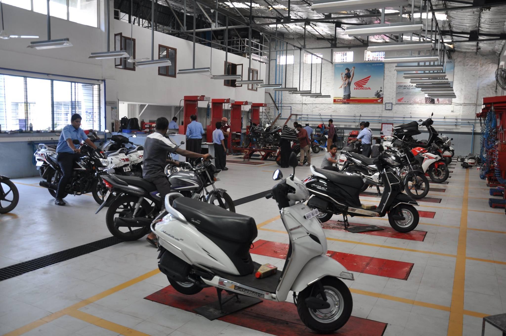 Kelebihan Servis Honda Tangguh