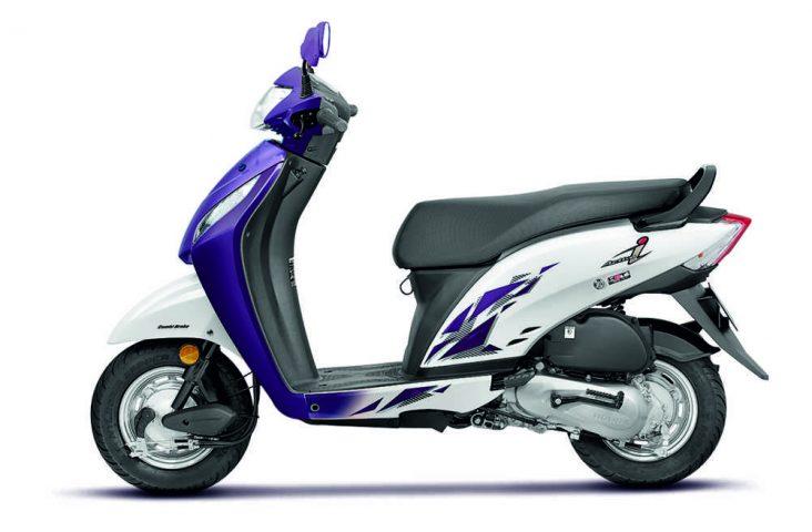 Honda Activa bike