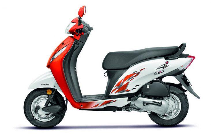 Honda Activa I new bike