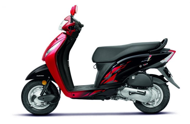 Activa I on road price