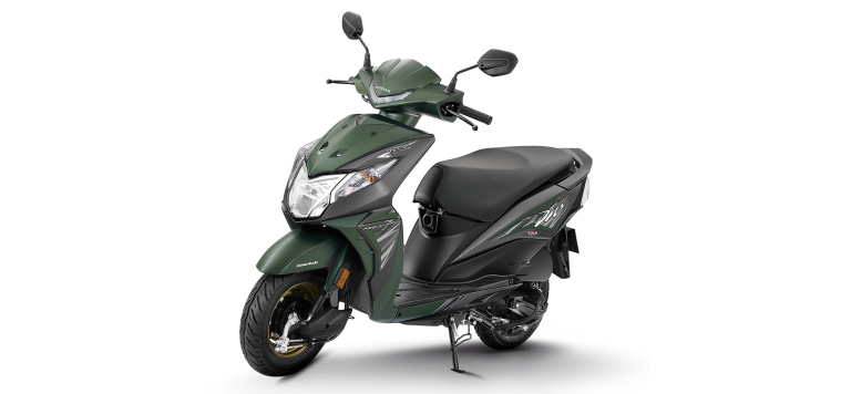 Honda Dio Scooter on Road Price in Pune | New Dio Deluxe