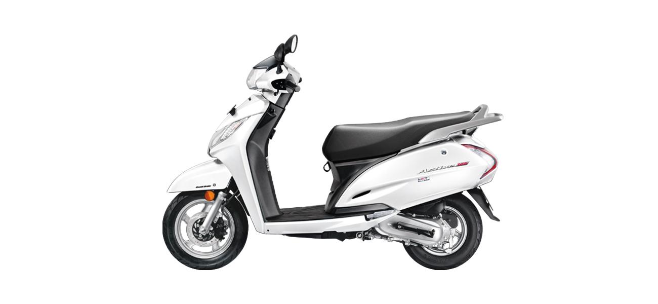 Honda Activa 125 - White color