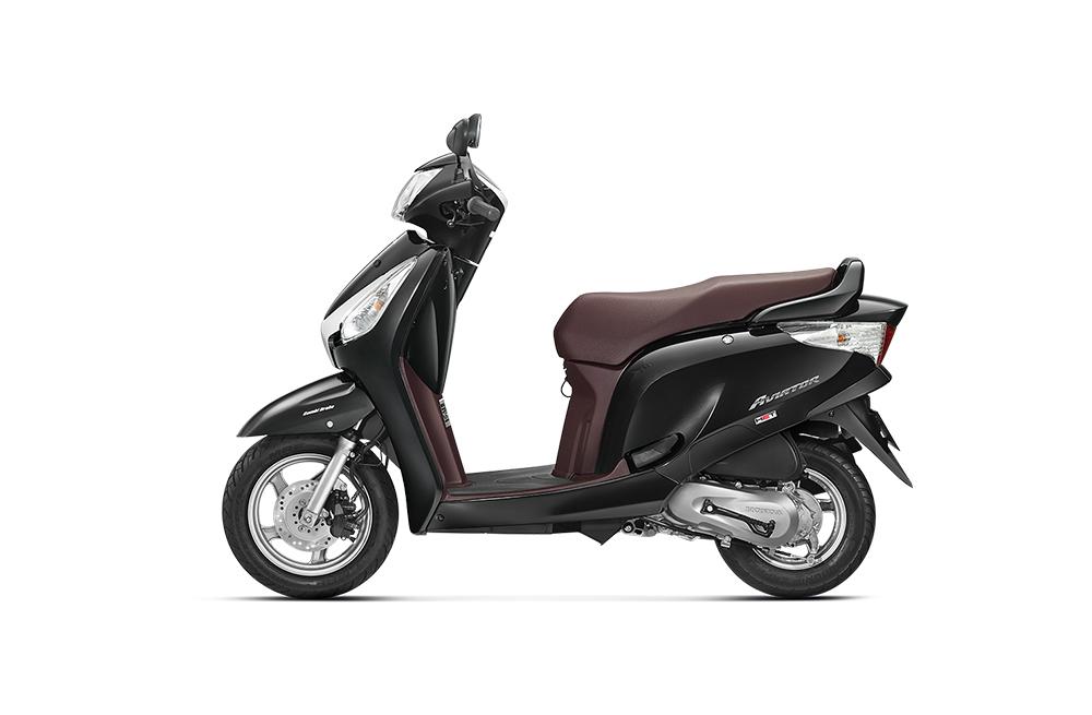 Honda Aviator -Black color