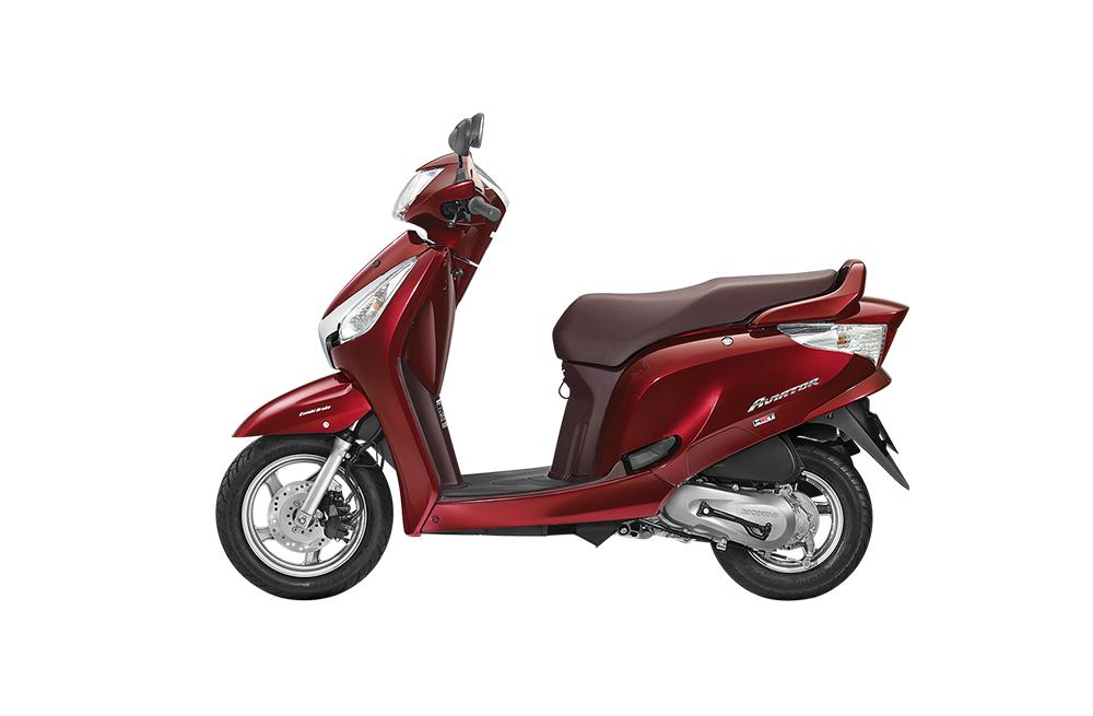 Honda Aviator - Red color