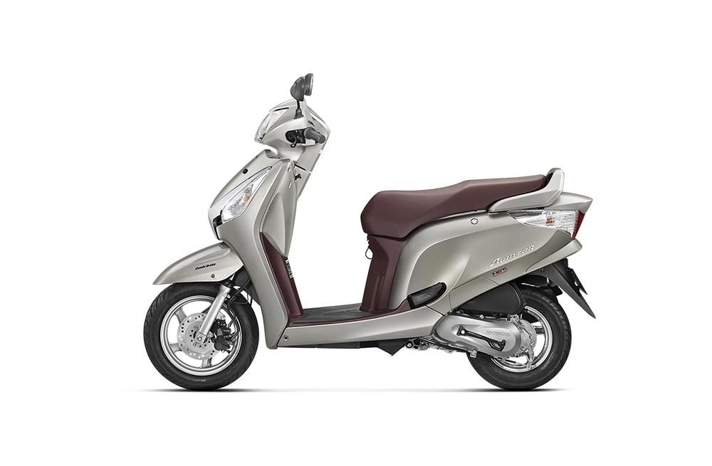 Honda Aviator - Silver color