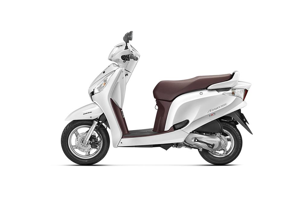 Honda Aviator - White color