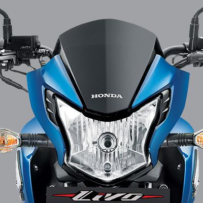 Honda Livo - Edgy Front Look