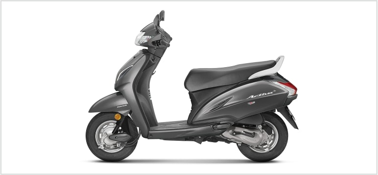 Honda new Scooter Activa 5G - Grey