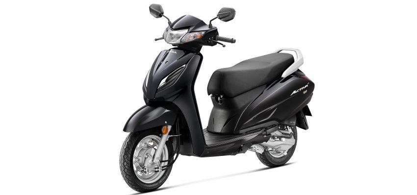 Honda Activa 6G - Black
