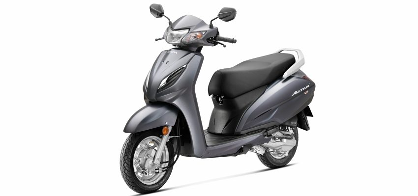 Honda Activa 6G new -Gray
