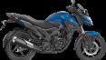 X- Blade in Metallic Blue colour