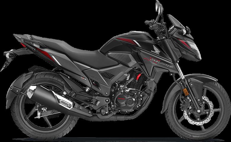 X-Blade honda bike