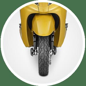 Honda Activa 5G - Tubeless Tyres