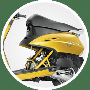 Honda Activa - CLIC Mechanism