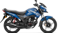 Athletic Blue Metallic - Honda Shine SP