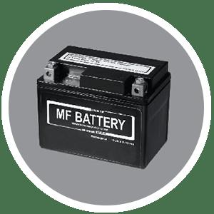 Maintenance-free Battery - cliq bike