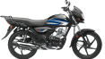 Black with Blue Metallic - Honda CD 110 Dream