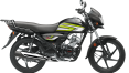 Black with Green Metallic - Honda CD 110