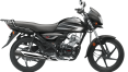 Honda CD 110 Dream - Black with GreySilver Metallic colour