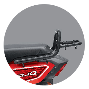 Honda Cliq - Additional Load Carrier