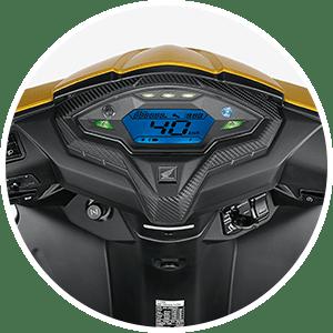 Activa 5G DIGITAL METER