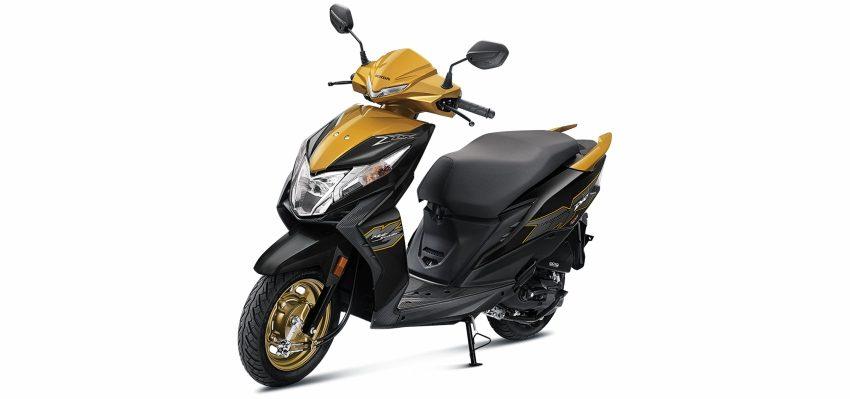 Honda Deo (BS-VI) new