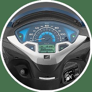 Digital Meter - Activa 125