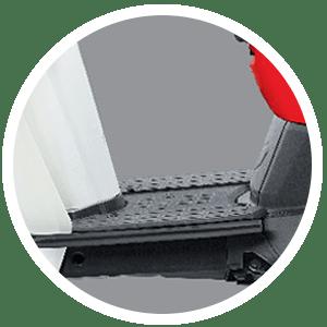 Wider Floor Board - Honda cliq