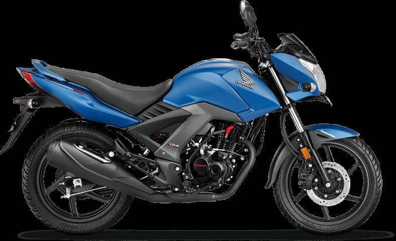 Honda CB Unicorn 160 Blue