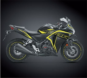 CBR -New Sporty Graphics
