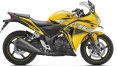 CBR - Pearl Sports Yellow