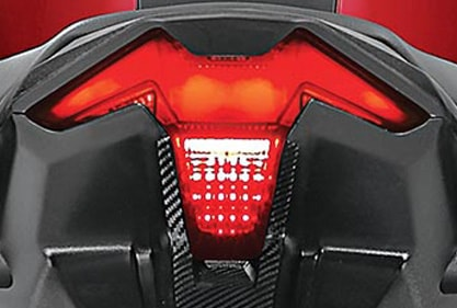 RAZOREDGED LED TAIL LAMP- x blade