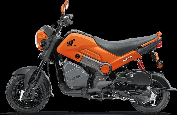 Honda Navi bike