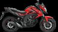 Honda Hornet Sports Red