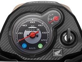 Honda Navi - Stylish Speedometer