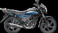 Blue Colour bike - Honda dream Neo