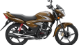 Honda CB Shine Brown