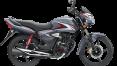 Honda CB shine grey