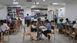 honda bike service-center in pune