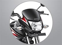 Honda Dream Yuga - TRENDY FRONT VISOR