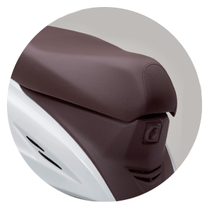 Honda Activa 5g - Royal Seat And Stylish Inner Cover