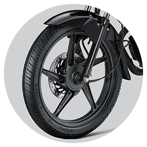 Tubeless Tyre - CB Shine Limited Edition