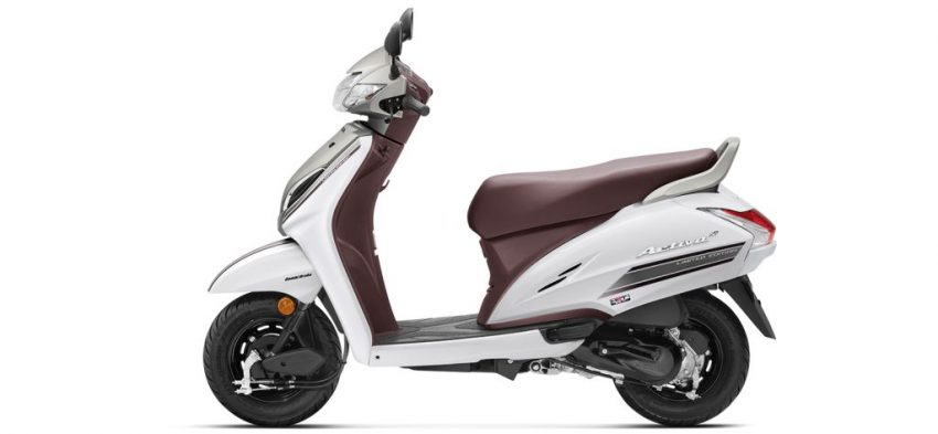 Honda Scooter 5G Limited Edition