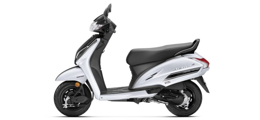 Honda Activa 5G limited Edition pune