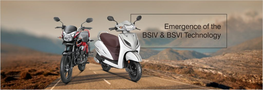 BSIV and BSVI Technology
