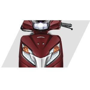 Activa 125 New Feature- LED HEADLAMP AND SIGNATURE LED POSITION LAMP
