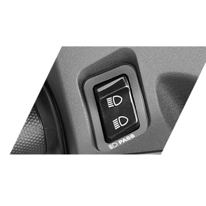 Activa 125 New Feature- PASS SWITCH
